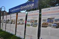 wystawa prezentująca efekty polsko-słowackich projektów