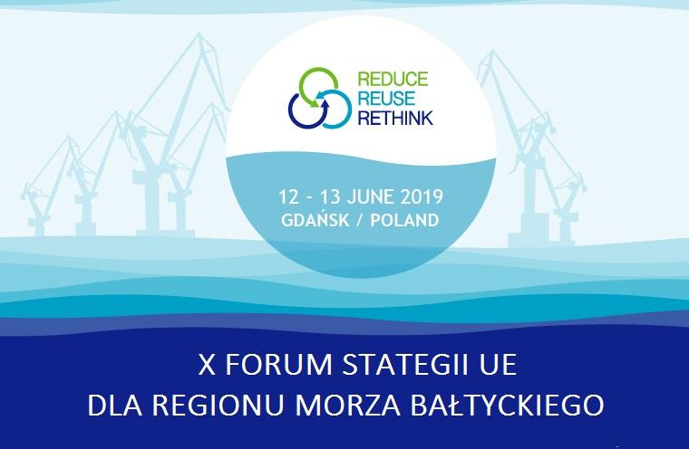 Otwarto rejestrację na X Forum Strategii UE dla Regionu Morza Bałtyckiego